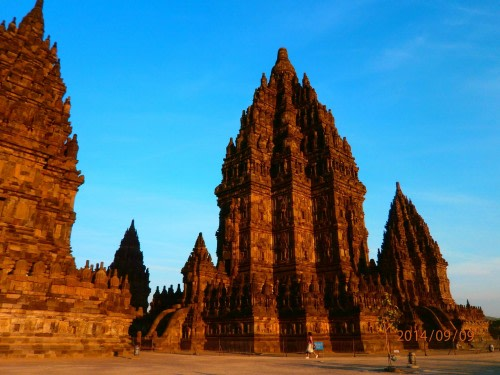 Special Region of Yogyakarta, The Tourism of Temples   (Part 1 – Prambanan Temple)
