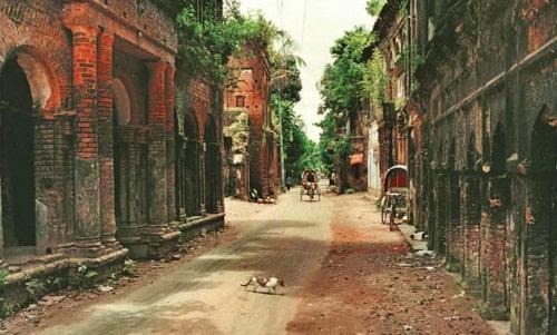 Historical Panam City