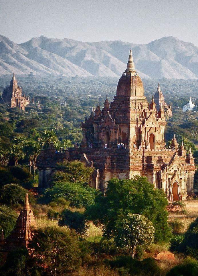 The Temple Town of Myanmar: Bagan