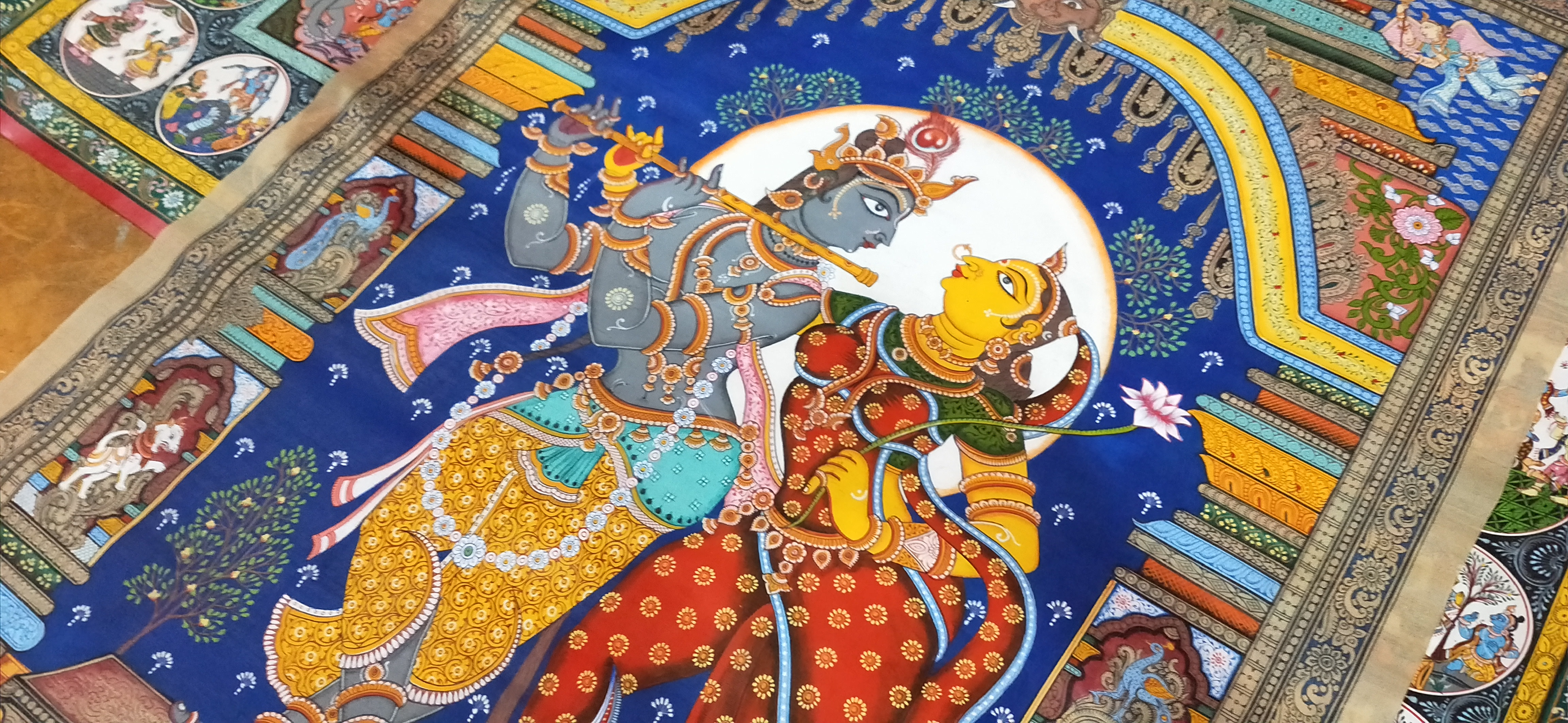 Raghurajpur – Art, Dance & Legacy