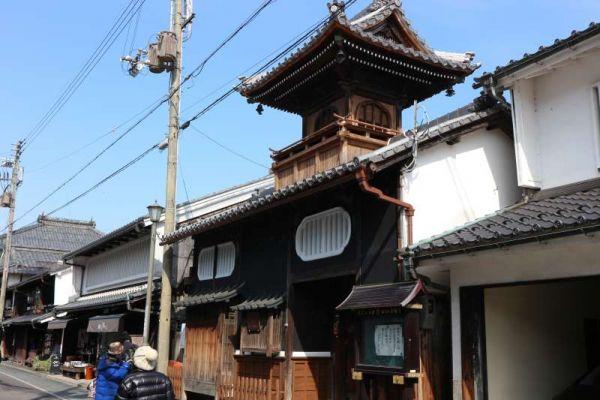 Walk Along Old Hokkoku Street in Central Nagahama