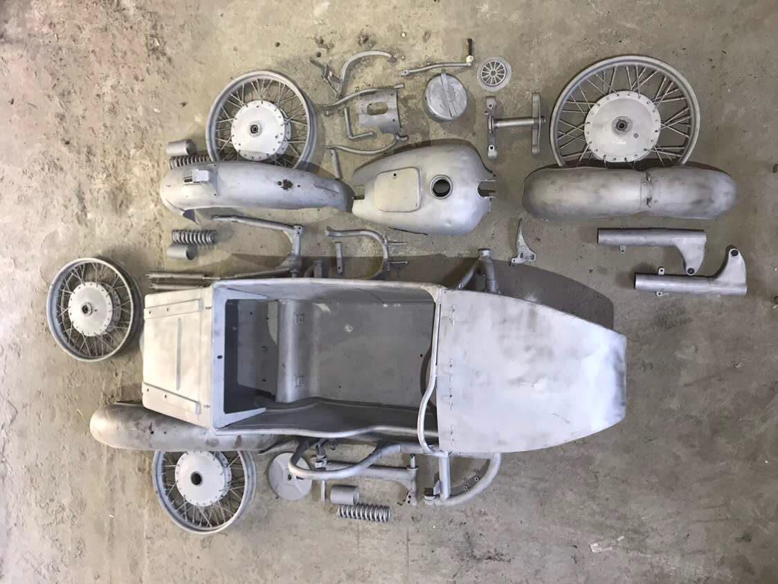 Ural EFI 2019 Sidecar - Remarkable!