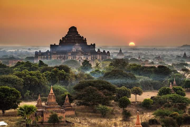 Journey to the land of Temples and Pagodas in Myanmar