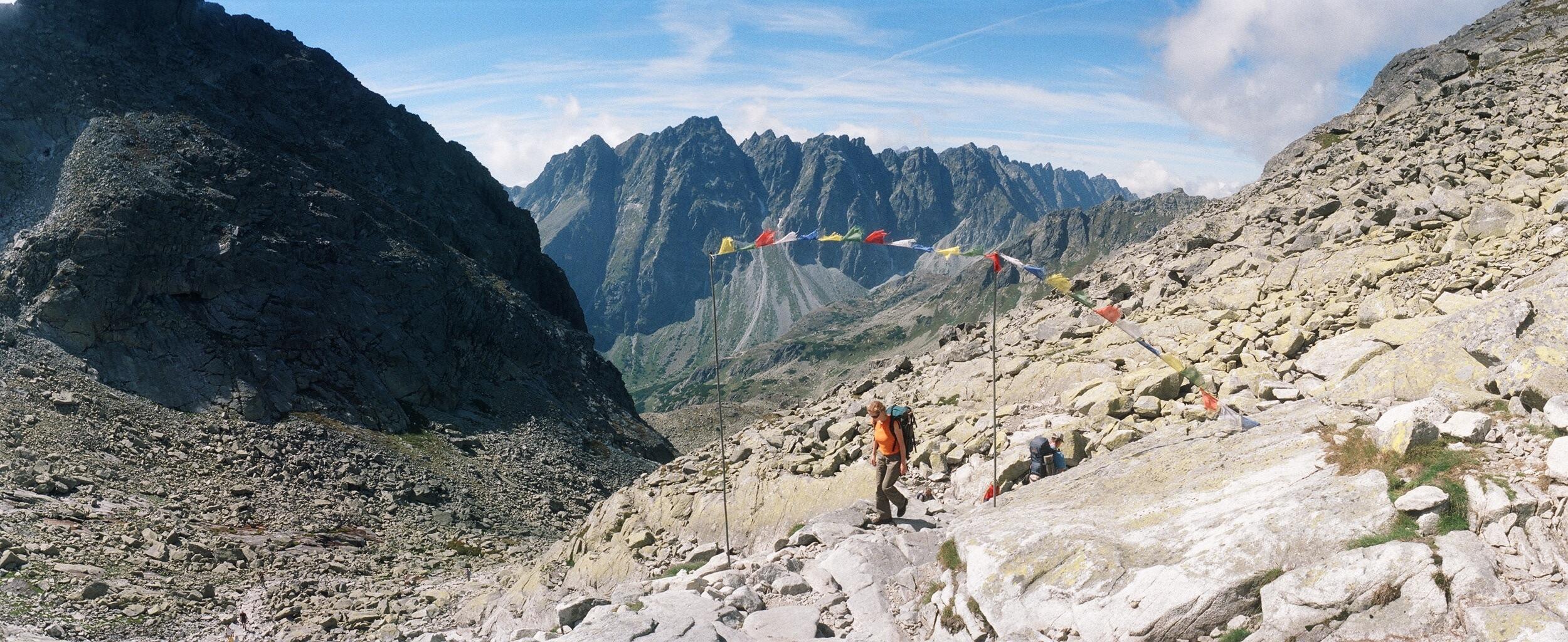 Hiking paradise in Slovakia - High Tatras