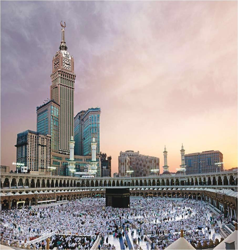 Explore the Mecca Region