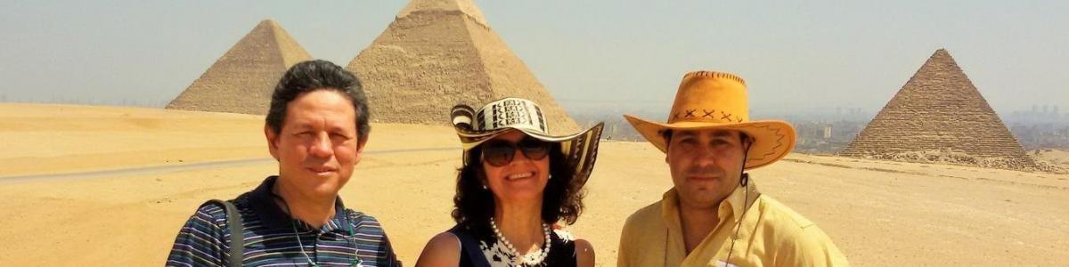 Ahmed Abdalfattah Private Tour Guide In Cairo Egypt Tourhq