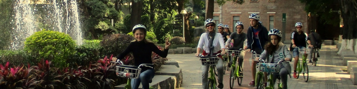 Cycle-Canton-in-China