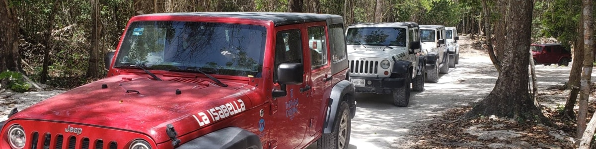 Jeep-Riders-Cozumel-in-Mexico