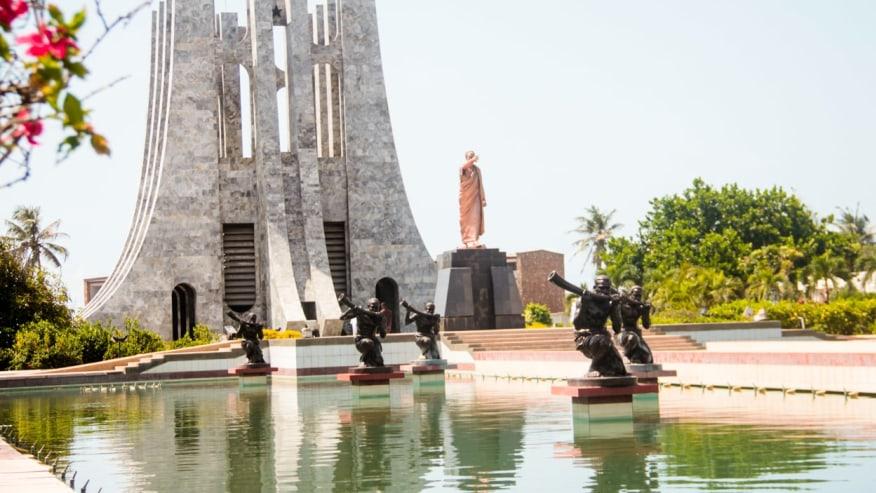 Explore the Capital City of Ghana