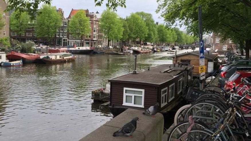 Running Canal