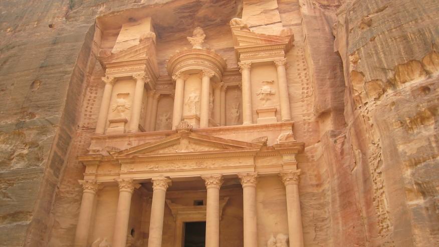 Al Khazneh or The Treasury