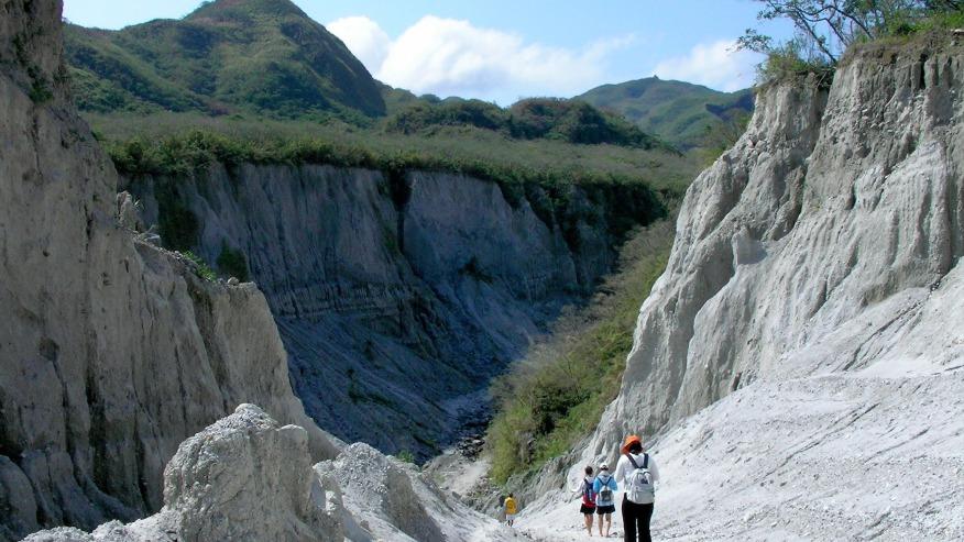 Pinatubo Trek