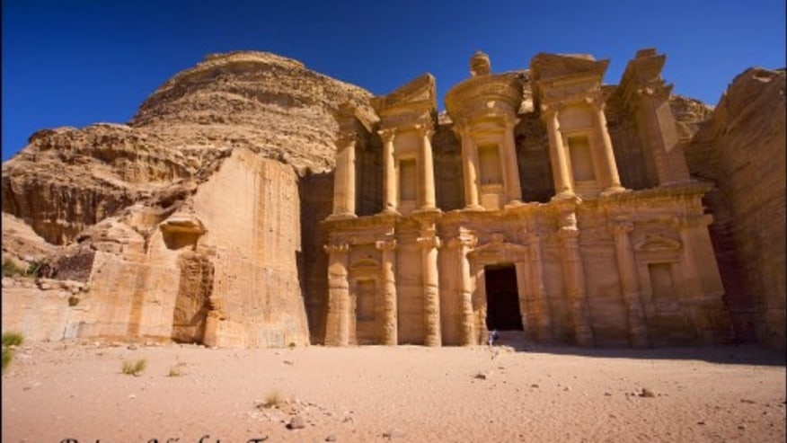 Explore the Amazing Archaeological Site of Jordan