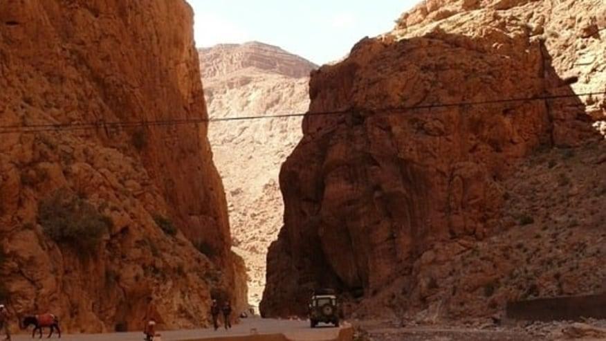 Witness the Spectacular Desert Wonders of Morocco