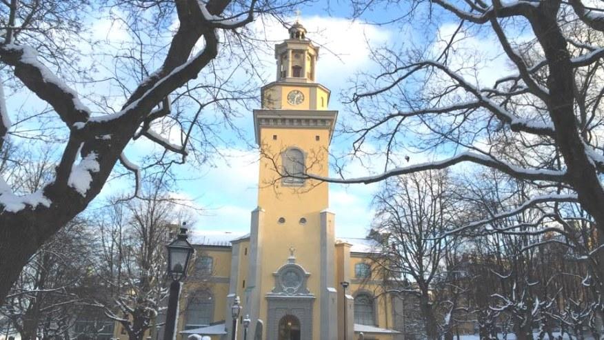 Maria Magdalena Church Stockholm