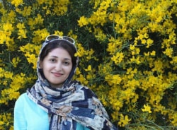 hanieh-tehran-tour-guide