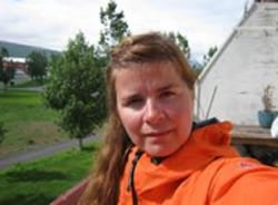 sólveig-easticeland-tour-guide