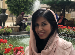 nasrin-tehran-tour-guide