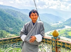 nawang-thimphu-tour-guide