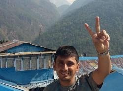 santosh-kathmandu-tour-guide