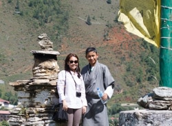 karma-thimphu-tour-guide