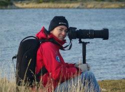 evelyn-ushuaia-tour-guide