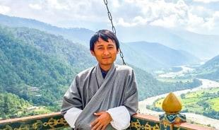 nawang-thimphu-tour-guide