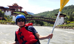 robin-thimphu-tour-guide