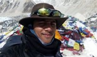 ramesh-everestbasecamp-south-tour-guide