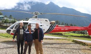 umeshpaneru-mounteverest-tour-guide