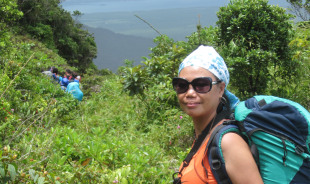 glaiza-puertoprincesa-tour-guide