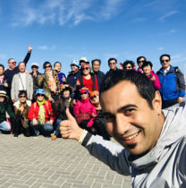 ahmed爱德eid-cairo-tour-guide
