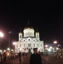 excepttsogoo-moscow-tour-guide