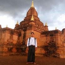 heinhtetsoe(michael)-bagan-tour-guide