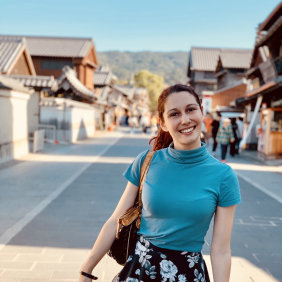 michela-tokyo-tour-guide