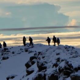 Lemosho Route 7 Days Luxury Mount Kilimanjaro Climbs