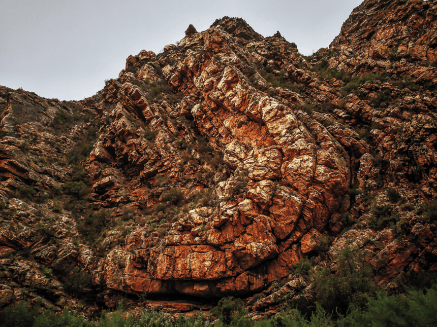 Rocky formations