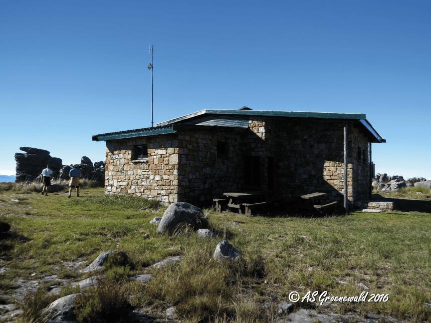 Landdroskop Hut