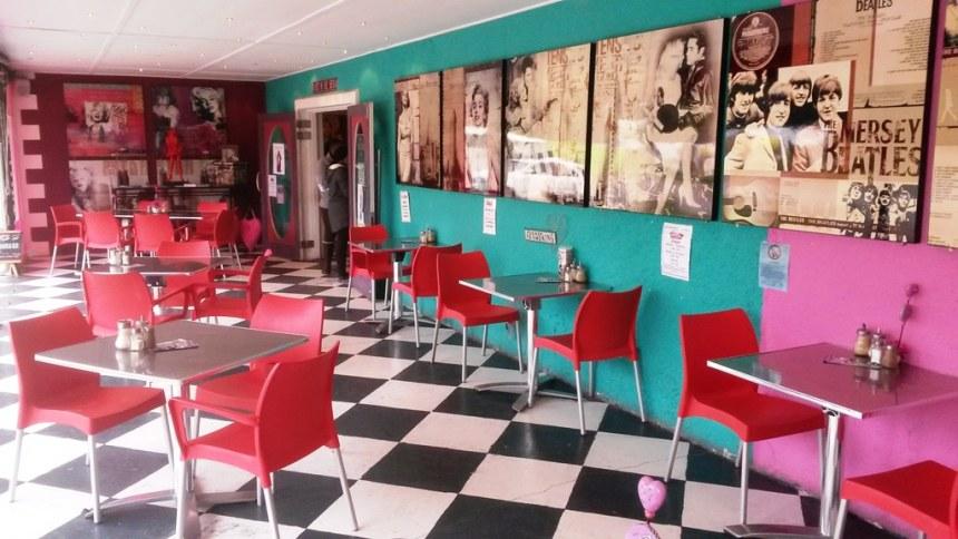 Marilyn's Diner, Storm's River Village