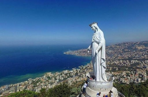 Our Lady of Lebanon in Harissa