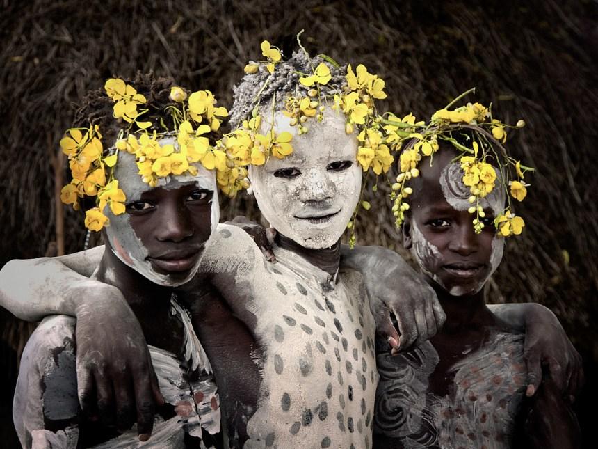 karo tribe boys