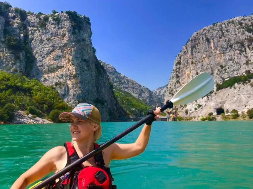 kayaking joys