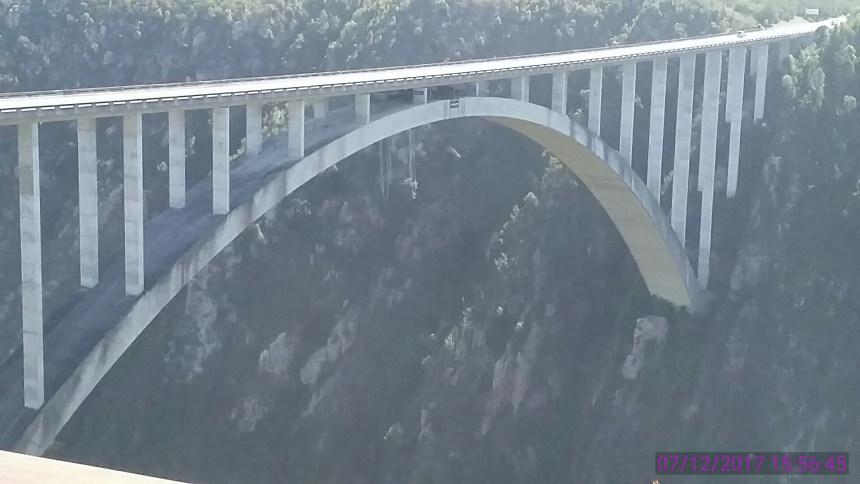 Blauwkrantz Bridge Bungy Jump