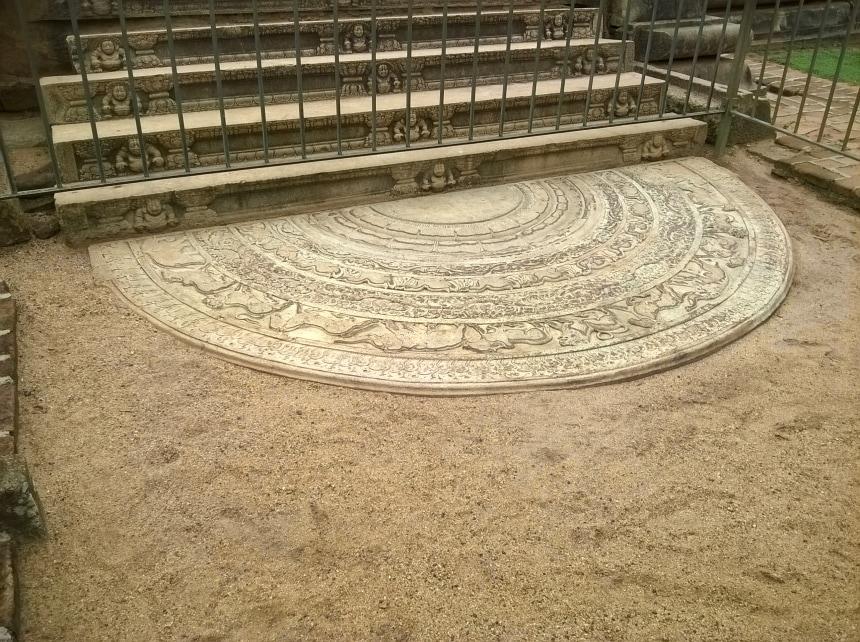 Moon Stone - Anuradhapura