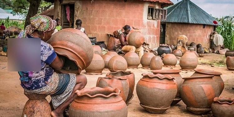 Ushafa Pottery Village!