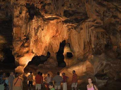 Congo caves