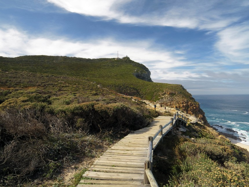 Board Walk at Cape Point