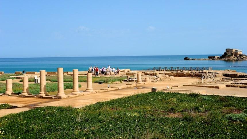 Caesarea maritima tel aviv