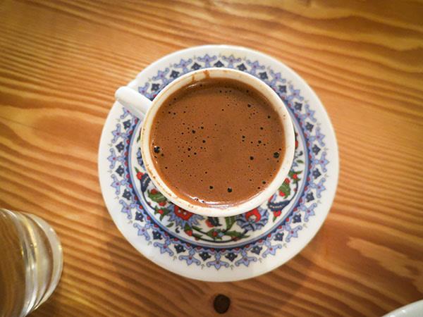 Turkish Cofee
