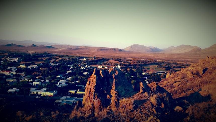 Prince Albert Town, Great Karoo